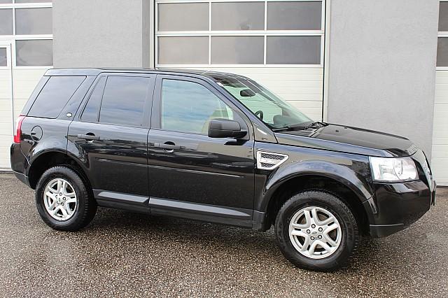 Land Rover Freelander 2,2 Td4 S Aut. voll