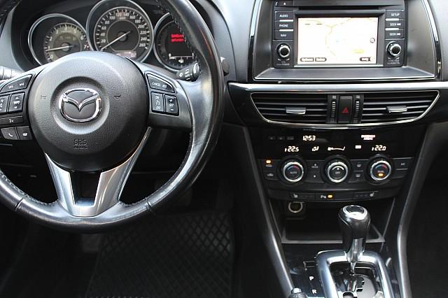 Mazda6 voll