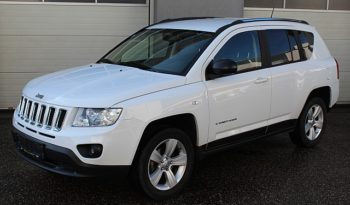 Jeep Compass 2,2 CRD Sport 4WD voll
