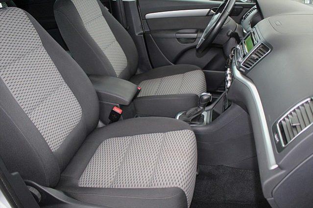 VW Sharan Trendline BMT 2,0 TDI DPF DSG voll