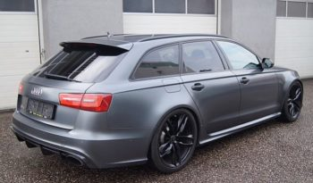 Audi A6 RS6 Avant 4,0 TFSI quattro Aut. *700 PS* full