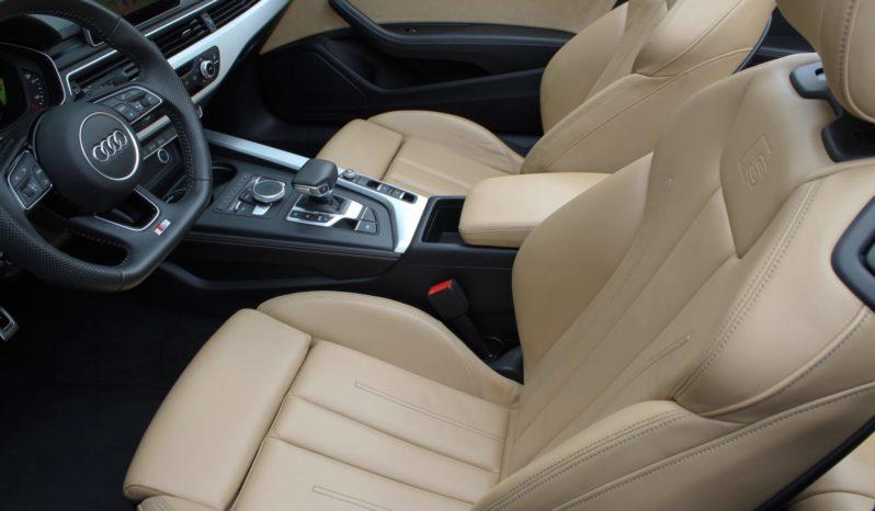 Audi A5 Cabrio 2,0 TDI sport S-tronic *S-LINE* full