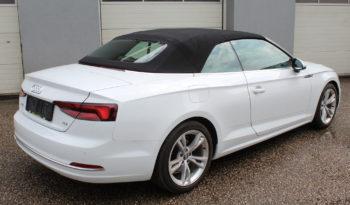 Audi A5 Cabrio 2,0 TDI Sport *Topausstattung* full